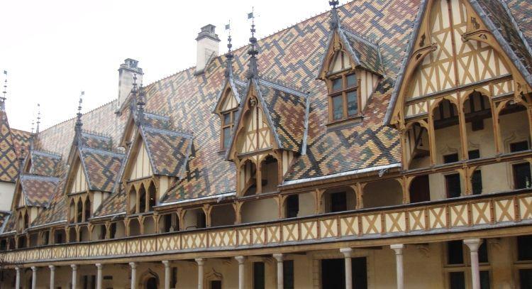 1008 - Hotel Dieu Beaune Tour 1