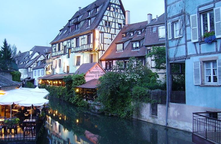 La Petite Venise, Colmar France