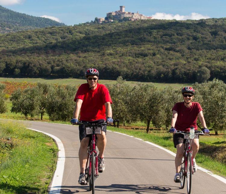 Biking Italy