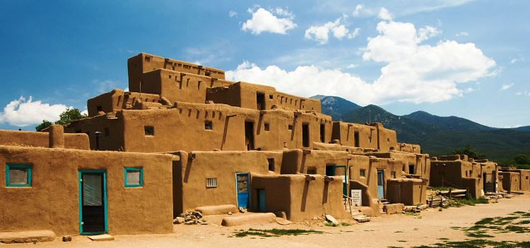 Taos Pueblo, New Mexico Walking Tour