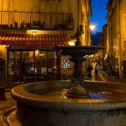 Fountain Aix