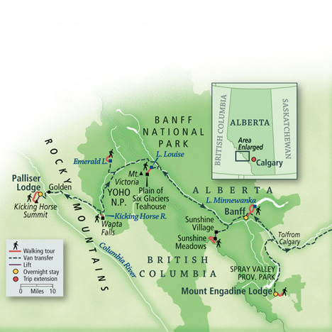 RKW Web Map