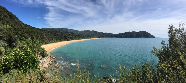 Abel Tasman Coastal Track, New Zealand