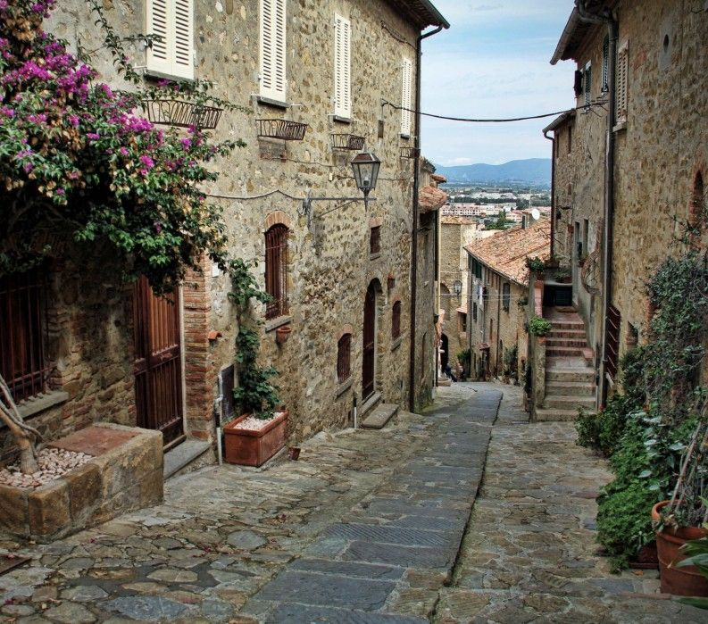 Tuscan Hill Towns Bike Tour