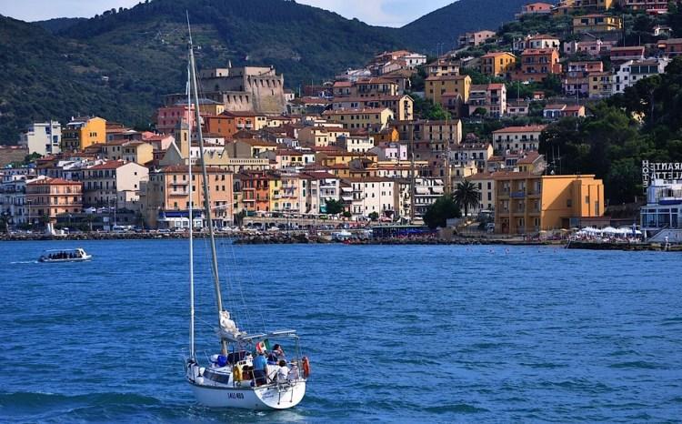 Tuscany boat