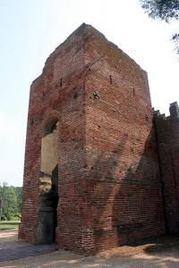 jamestowne Church ruins