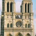Notre dame , Paris, france