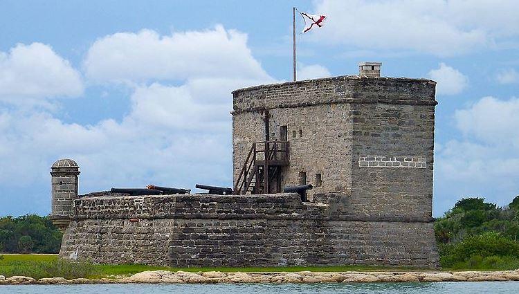 Fort Matanzas, St Augustine, Florida