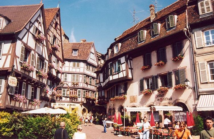 Colmar Oldtown