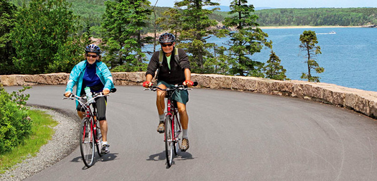 Acadia Biking Vacation