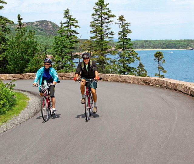 Acadia Bike Vacation