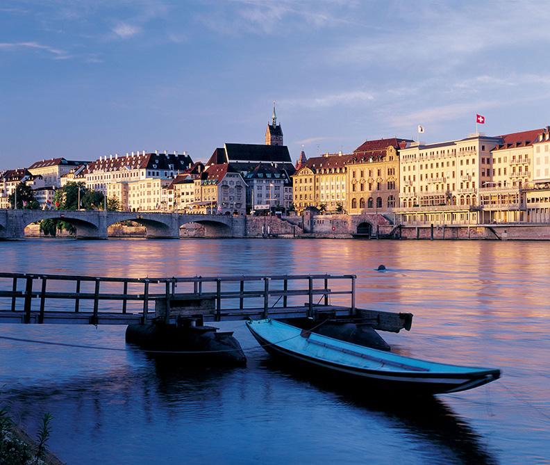 Alsace River