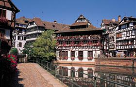 Alsace Bike Tour Post Trip in Strasbourg