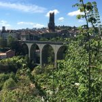 Alsace and the Black Forest: La Route des Vins - bridge
