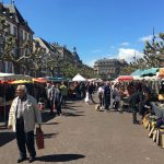 Alsace and the Black Forest: La Route des Vins - Market