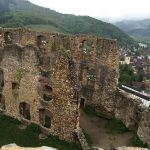 Alsace and the Black Forest: La Route des Vins - Ruins