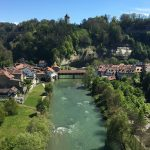 Alsace and the Black Forest: La Route des Vins - River and scenery