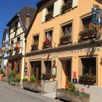 Alsace and the Black Forest: La Route des Vins - City buildings