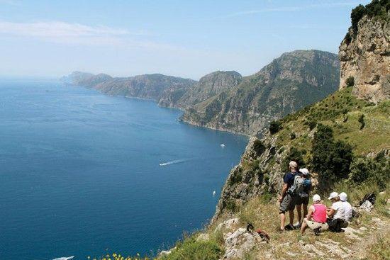 Amalfi Coast Scenic