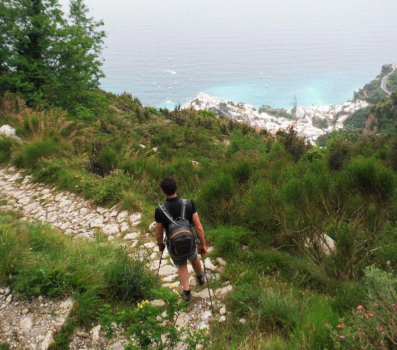 Amalfi Coast Trails