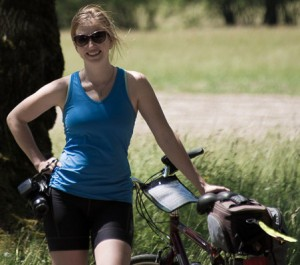 Bicycle Tour Guide: Amy Forkas