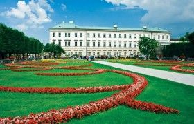 Austria walking tour hotel