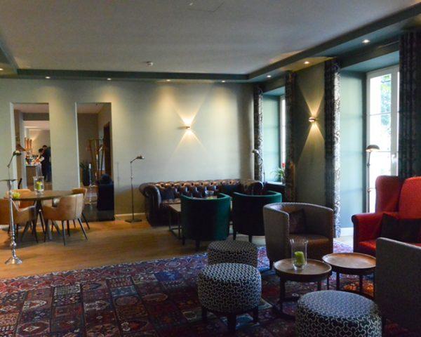 Bad Hotel Uberlinger Lobby