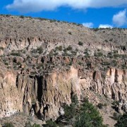 Bandelier national Monument, VBT New Mexico Walking Tour
