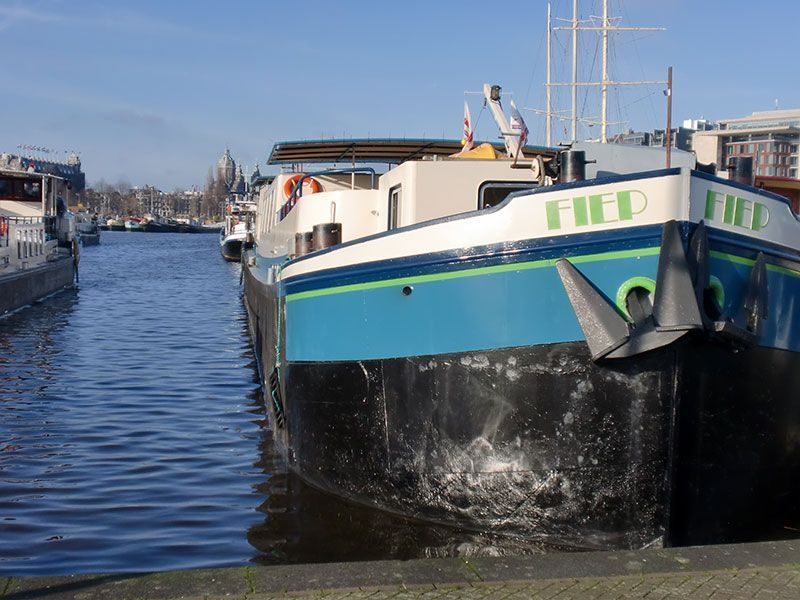 Holland Bike & Barge Tours, Bike & Barge Vacations