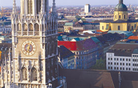 Europe Barge PostTrip in Munich