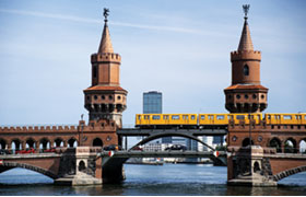 Europe Barge pretrip in Berlin