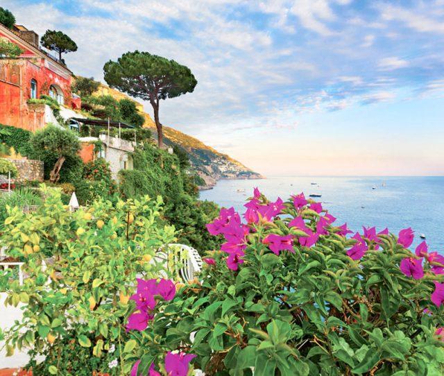 Beautiful Amalfi Coast Walking Vacation