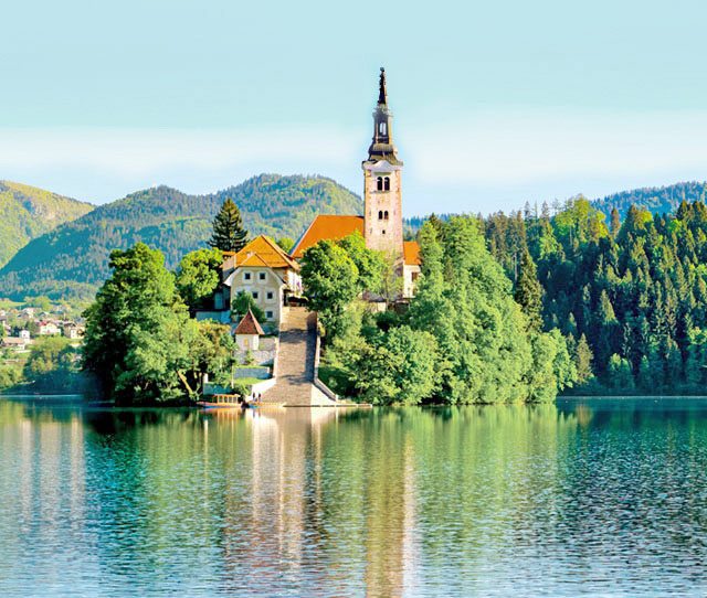 Slovenia Group Bicycle Vacation