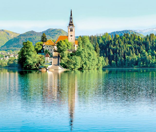 Beautiful Slovenia on Bike Tour