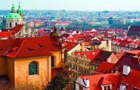 Prague castle hotel