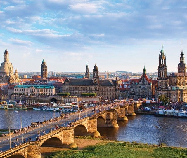 Berlin to Dresden Tours