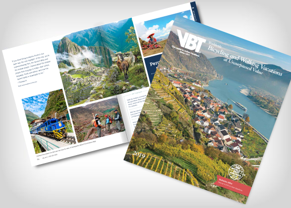 request your vbt bicycling and walking vacations catalog today