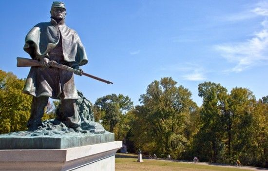 Bikers at Vicksburg Battlefield in Mississippi - D1-C2- - 300 ppi-10