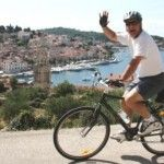 Biking Croatia