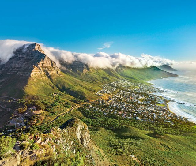 Biking South Africa's Dramatic Coastline
