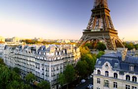 Bordeaux Bike Trip Pre Trip in Paris