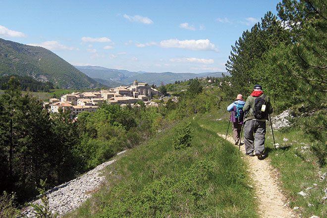 Provence Walk