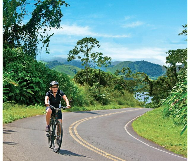 Costa Rica Biking