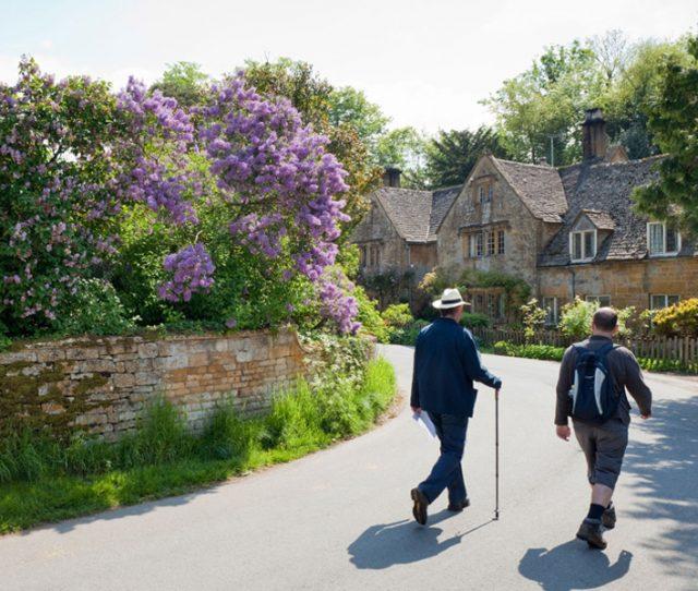 New Walking Tour: <em>England: The Cotswolds</em>