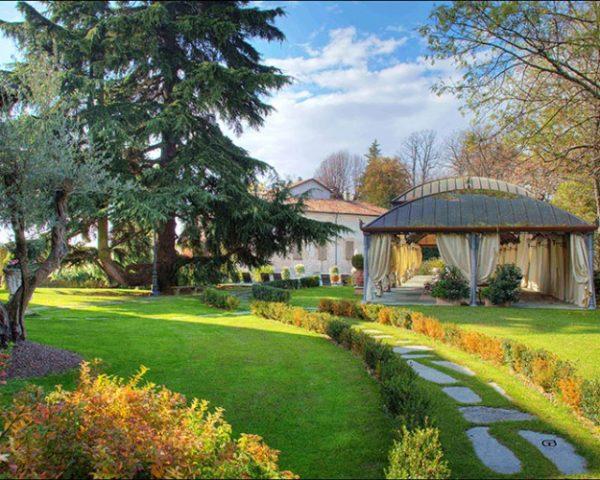 Hotel Villa Beccaris Grounds