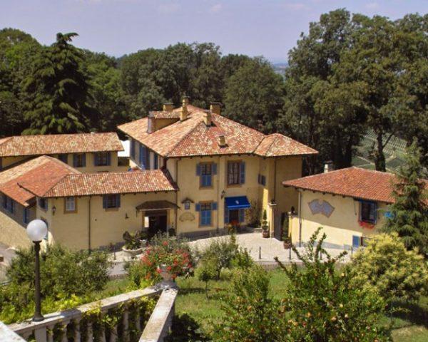 Hotel Villa Beccaris Exterior