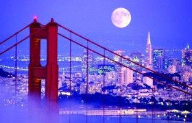 California Bike Tour Extension in San Francisco