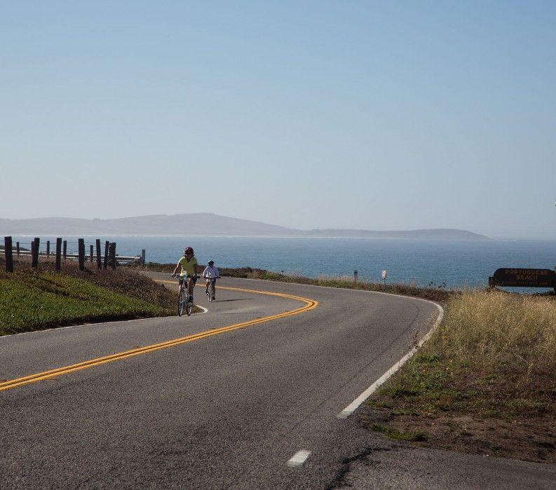 California bike tour