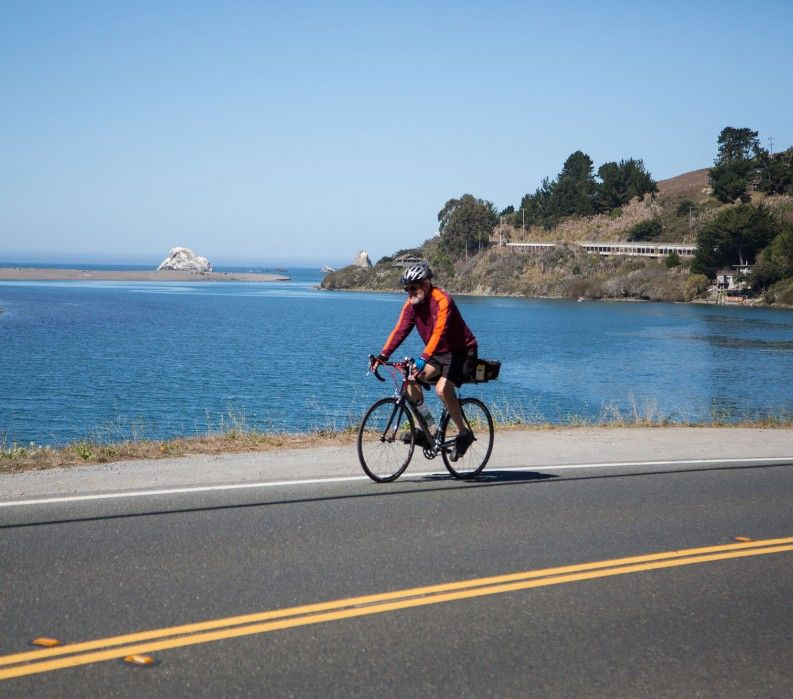 bike tours in California