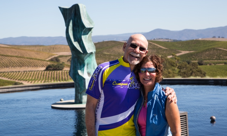 California Bike Tour Wine Country